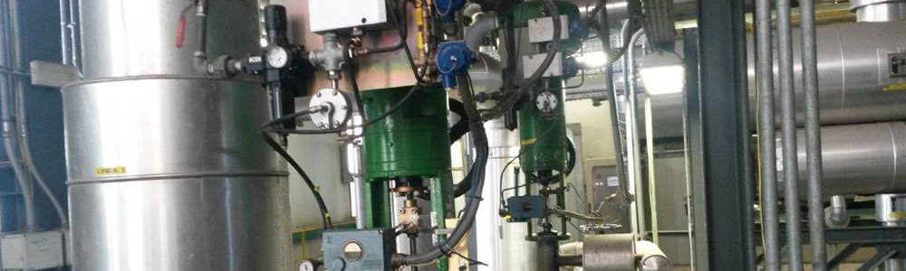 Manutenzione e taratura valvole industriali